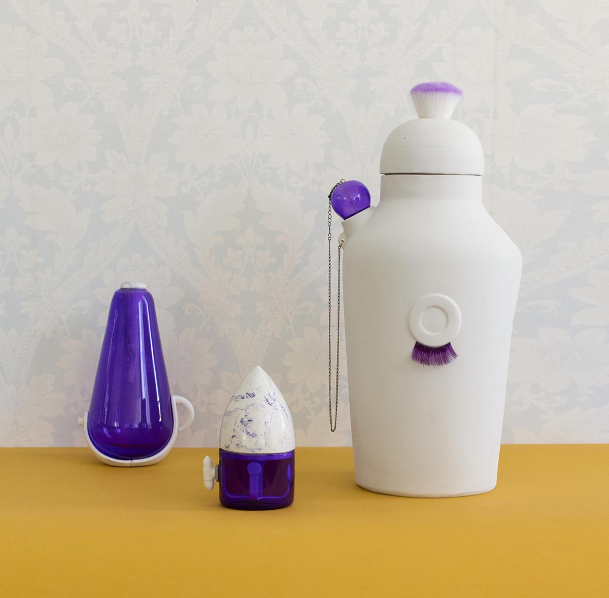 Naama Agassi – perfume bottles