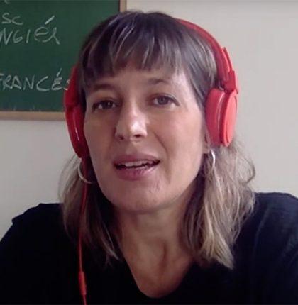 Griselda Flesler gives a moving and intense statement on Gender and Design.