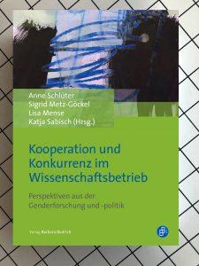 Kooperation und Konkurrenz im Wissenschaftsbetrieb